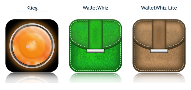 Klieg, WalletWhiz & WalletWhiz Lite