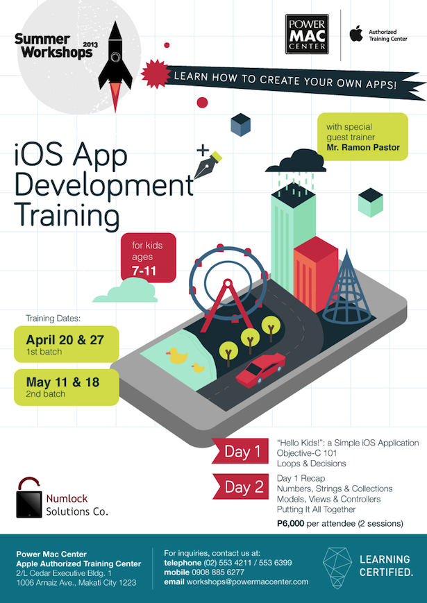 iOS App Development for Kids